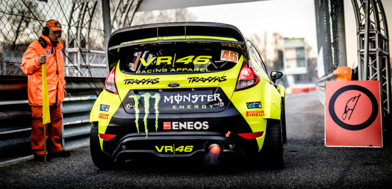 Business Area Monza Rally Show