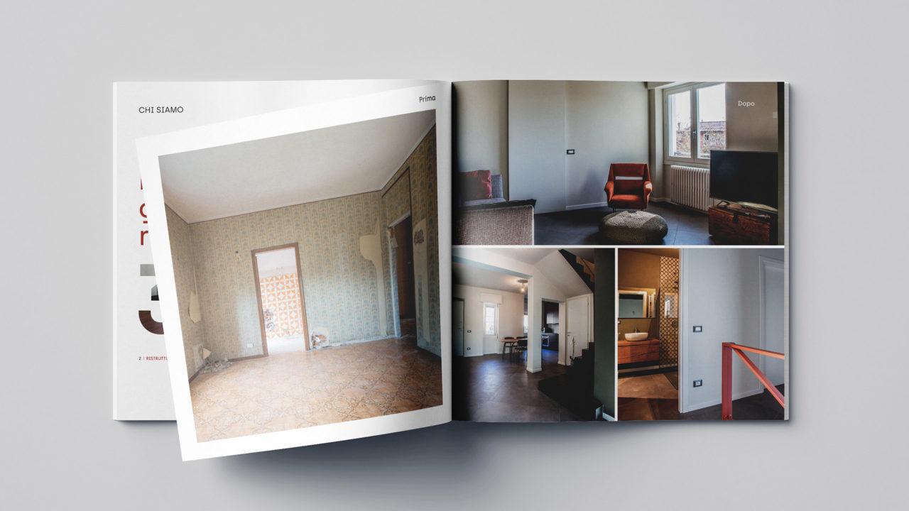 Brochure e depliant – Rinnova