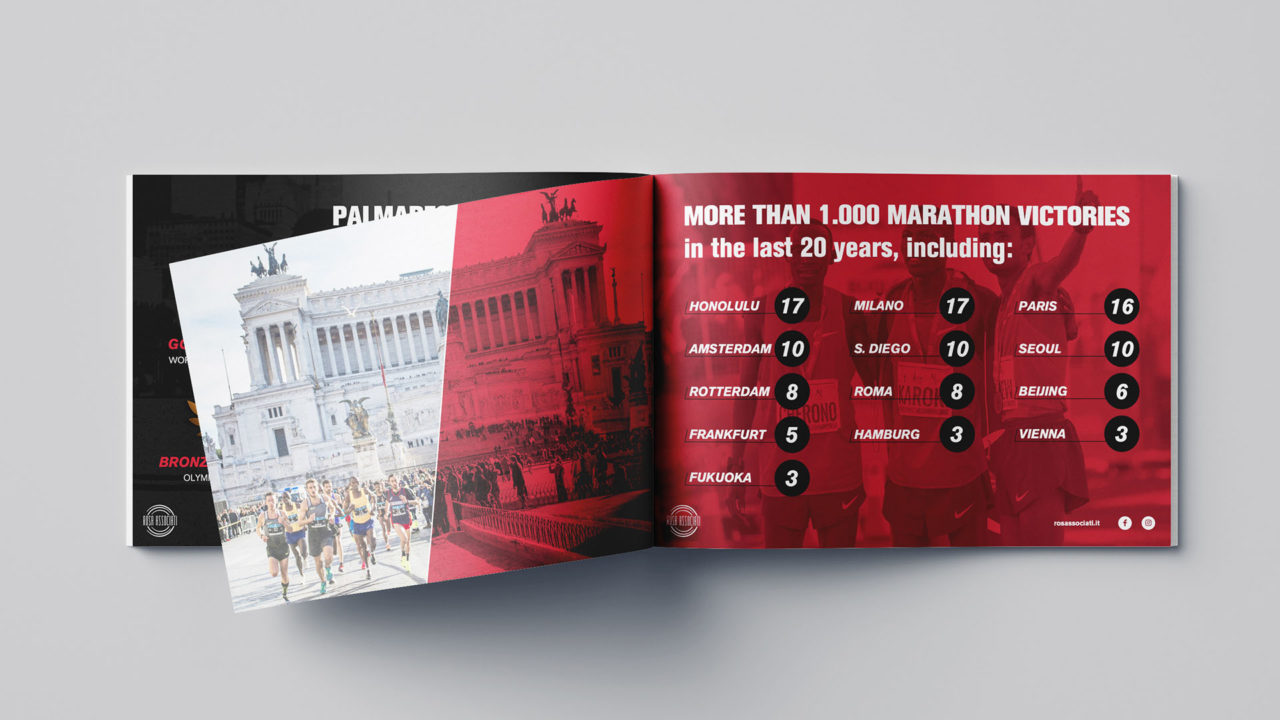 Brochure corporate – Rosa Associati